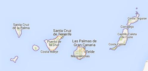 viaje islas canarias
